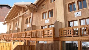 Picture of Chalet Hayley in Les Menuires