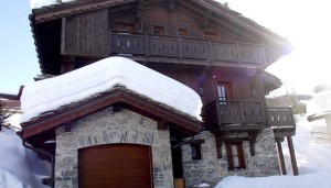 Picture of Chalet Kohu in Courchevel 1650