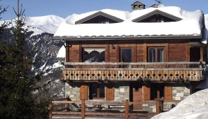 Picture of Chalet Nid Aigle in Courchevel 1650