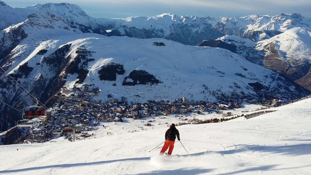 13 facts about les 2 alpes for Hotels 2 alpes