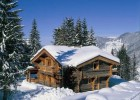 Chalet Elliot West, Courchevel La Tania Ski Chalet