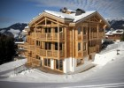 Chalet Les Marmottes (Scalottas Lodge), Courchevel 1650 Ski Chalet
