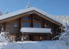 Chalet Elliot East, Courchevel La Tania Ski Chalet