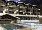 Hotel les Aiglons Resort and Spa,  Ski Chalet