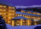 The Doubletree by Hilton,  Ski Chalet