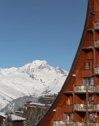 Ski Chalets in Les Arcs: 1800 - Image Credit: Pictures Courtesy of the Les Arcs Tourist Board
