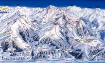 Maps for Verbier - Piste, town and resort maps.