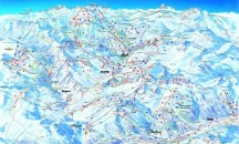 Maps for St Anton - Piste, town and resort maps.