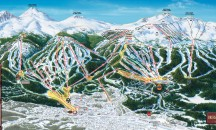 Maps for Breckenridge - Piste, town and resort maps.