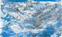 Maps for Chamonix - Piste, town and resort maps.