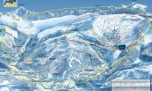 Maps for Flaine - Piste, town and resort maps.