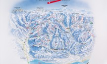 Maps for Les Gets - Piste, town and resort maps.