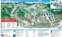 Maps for Vail - Piste, town and resort maps.