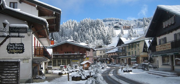 Les Gets Ski Chalets - Primary view