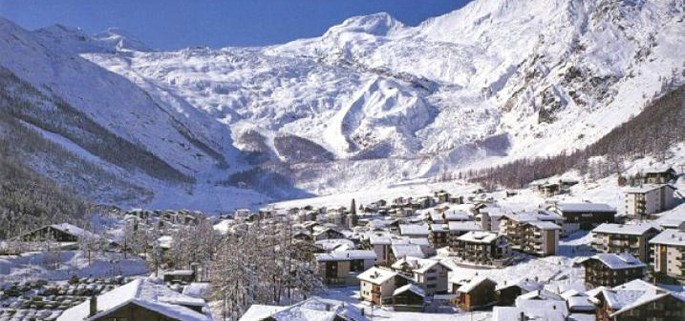Saas Fee Ski Chalets - Primary view