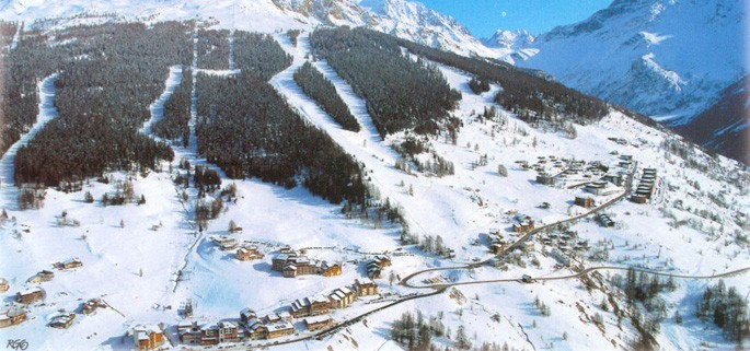 Les Arcs: Vallandry Ski Chalets - Primary view