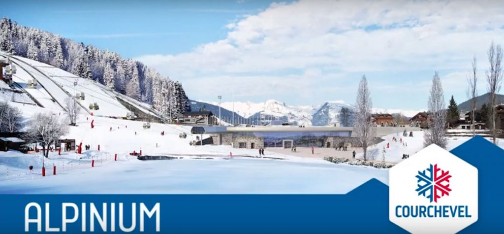 alpinium courchevel