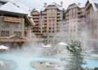 Four Seasons Resort Hotel,  Ski Chalet