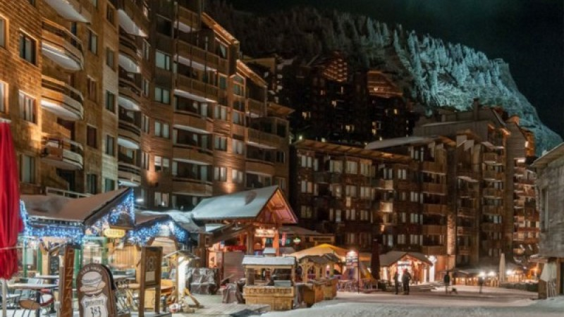 Residence Les Fontaines Blanches Avoriaz France Chaletline