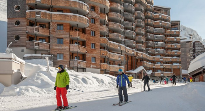 Les Crozats Apartments Avoriaz France Chaletline