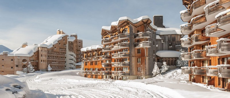 La Saskia Apartments Avoriaz France Chaletline