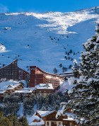 Ski Chalets in Les Arcs: 2000 - Image Credit:Photos Courtesy of the Les Arcs Tourist Board