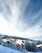 Ski Chalets in La Tania - Image Credit:DavidAndre-vuesstations-13 Courchevel Tourisme/David Andr�