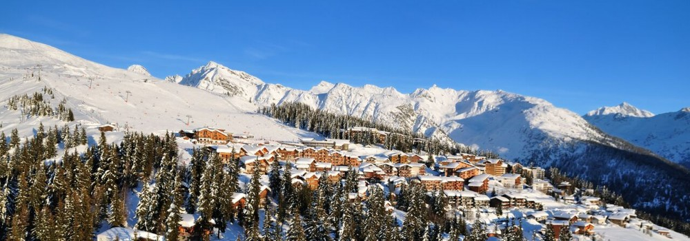 La Rosiere Ski Chalets - Image Credit:Photo courtesy of La Rosiere Tourist board