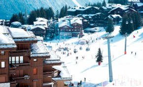 Ski Chalets in Courchevel 1650 - Image Credit:�DavidAndre-vuesstations-8 Courchevel Tourisme/David Andr�