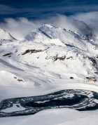 Ski Chalets in Courchevel 1650 - Image Credit:Shutterstock