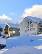 Ski Chalets in Flaine
