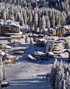 Ski Chalets in Pamporovo - Image Credit:Shutterstock