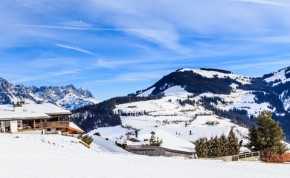 Ski Chalets in Soll - Image Credit:Shutterstock