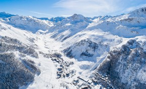 Ski Chalets in Val D'Isere - Image Credit:Office du Tourisme Val d'Is�re