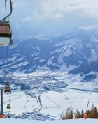 Ski Chalets in Zell am See - Image Credit:Shutterstock